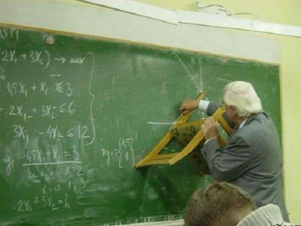 стол-триъгълник