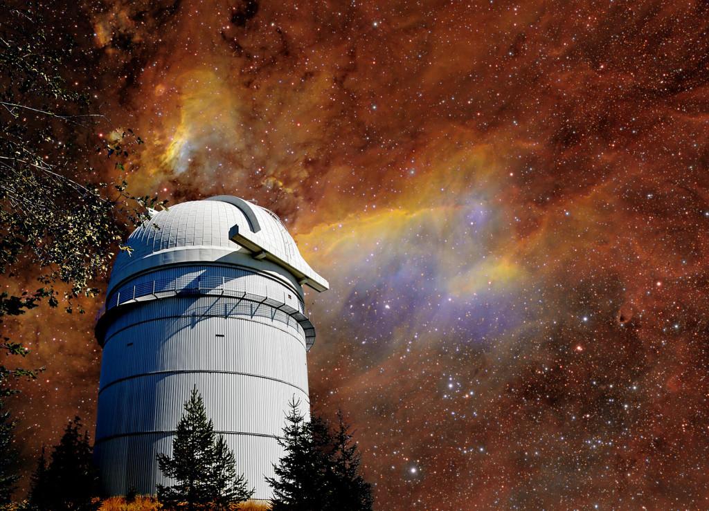 Роженската обсерватория