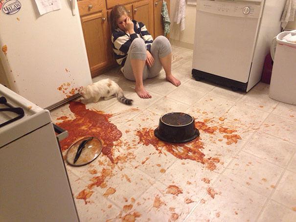 епични провали, провали в кухнята, забавни провали, кошмари в кухнята, интереснотии