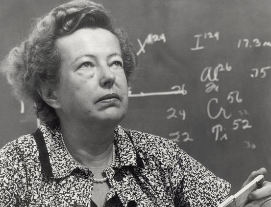 Мария Гьоперт - Майер, велик учен, учен имигрант, интереснотии